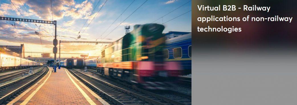 Virtual B2B - Railway applications of non-railway technologies